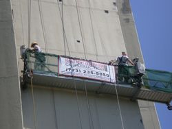 Chicago Concrete High Rise Repair