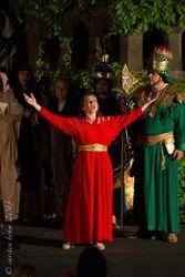Abigaille . Nabucco