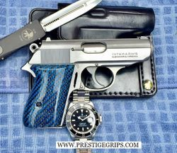 INTERARMS PPK SMOOTH blue CF MOUNTED