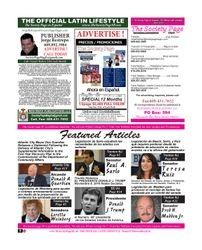 JORGE RESTREPO / C.E.O PRESIDENT  RESTREPO PUBLICATIONS LLC