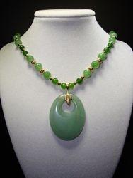 Jade Green Adventure (Item #1178)  $20.00
