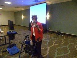 LFLPN President Margie Monroe