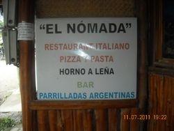 El Nomado, Mindo, EC.