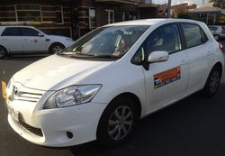 Driving School Werribee VIC 3030 - Toyota Corolla Hatch - Automatic