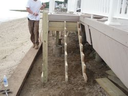 ALL POSTS CEMENTED