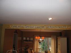 Live, Love Laugh-- Italian Style
