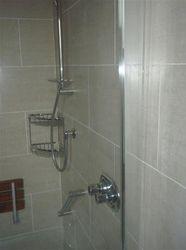 Bathroom/shower finished