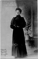 Mary Ellen (Norris) Shingler (1888-1968)
