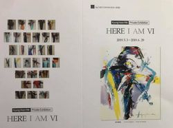 Here I Am VI (11th Solo Show)