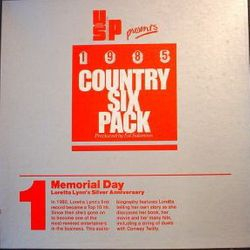 Country Six Pack Loretta Lynn Box Set