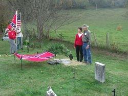 Samuel Dillow Memorial October 2015
