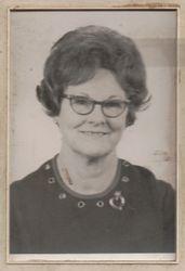 Clara Jane (Hickes) Garner (1915-2010)
