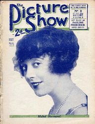 1919 PICTURE SHOW