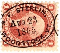 R. F. Sterlin, photographer of Woodstock, VT