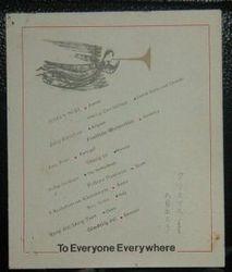1975 Christmas Card