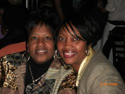 Tracey and Alethea