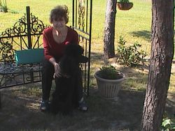 MY DEAR MOTHER & HER PETRA - 2008 I LOVE & MISS YOU MOM, SEE YOU IN HEAVEN!!