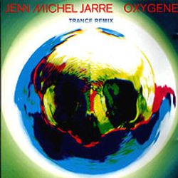 Oxygene Trance Remix CD