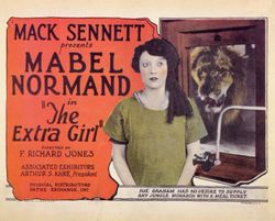 1923 THE EXTRA GIRL