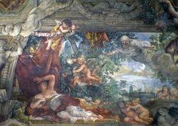 Pietro da Cortona, Morality Vanquishes Pleasure