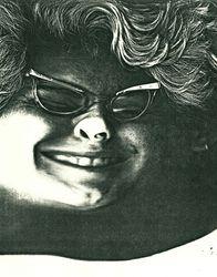 Cousin Annette, Photocopier, 8½x11, Original Sold