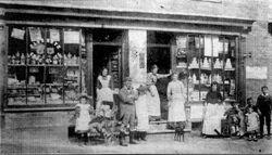 Edwardian Shopping, c1908