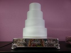 16 inch Square Cake Stand