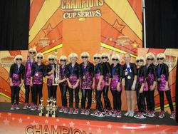 Youth Dance Ch ampions