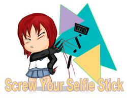 Nao Yuuki hates Selfie Sticks!