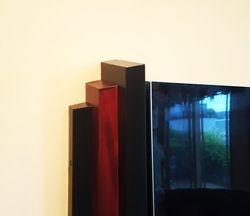 TV Frame - top corner