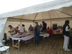 Craft stalls