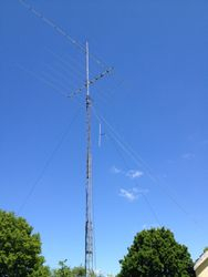 G3SED - Antenna 2013