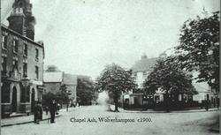 Chapel Ash. c1890s