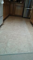 Kitchen floor