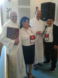 Participando en la Misa
