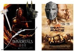 custom MASKS for movies.....