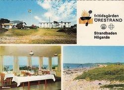 Hotell Strandbaden (Orestrand) 1980