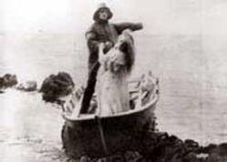 Skugga over havet (Schatten des meeres) 1912