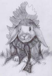 Cultist Bunny