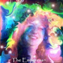 Maja - the empress