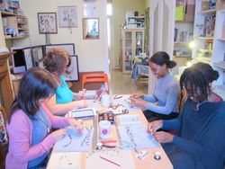 Wire Crochet Workshop