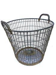 #20/000 Metal Mussel Baskets