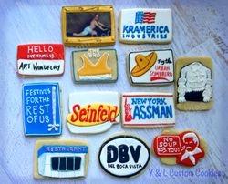 Birthday Cookies Seinfeld Theme