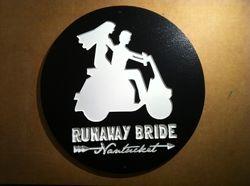 RUNWAWAY BRIDE