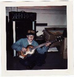 Steve Ruppert check out the bass