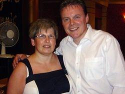 Helen Simpson (Scotland) & Thomas 28 June 2009