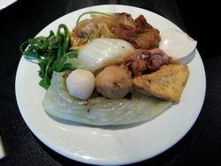 The Delicious Food o(^-^)o
