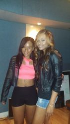 Sydney Simone at Demetria McKinney's Surprise DEMETRIAN Birthday/Meet & Greet