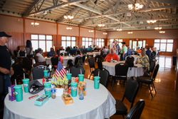 Pine Island Clubhouse - Luncheon For Soldiers