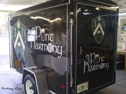 Vinyl Signs of Tampa------3 Pint Harmony
